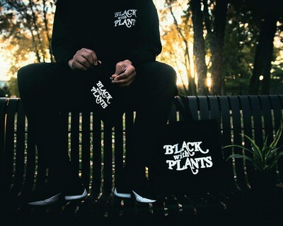 Black With Plants Bundle
