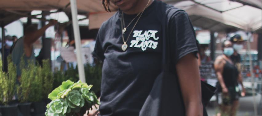 Black With Plants — T-Shirt Bundle