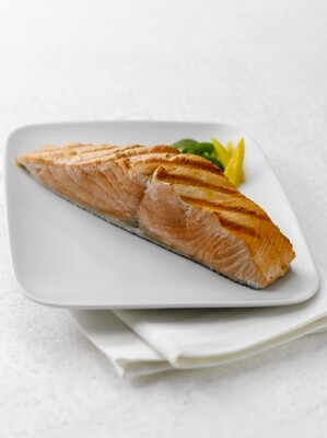 King Salmon - 5lb Box Of 7-9oz VacPac Portions