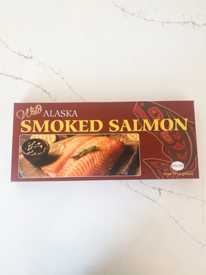 Smoked Coho Fillet (16oz)