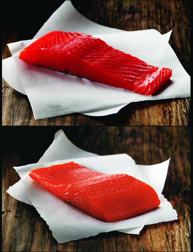 Southeast Alaska Premium Troll Salmon Box