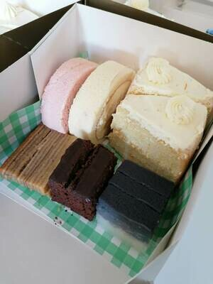 Dessert Box (delivery 3rd July)