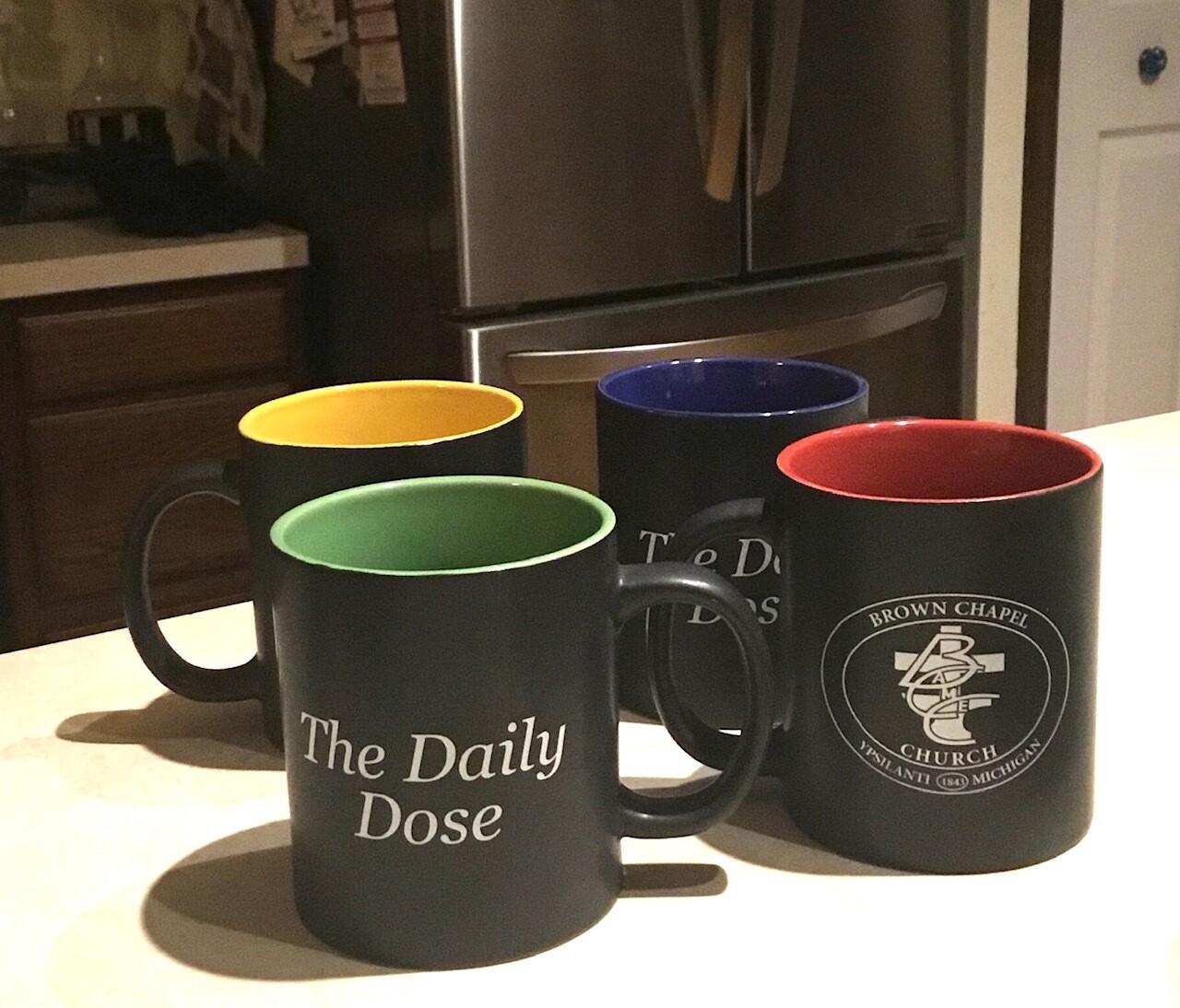 Daily Dose Mugs