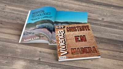 Revista Vivienda Edición Impresa 689