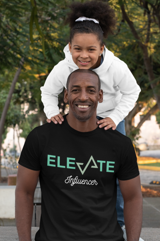Elevate Influencer Unisex Jersey Short Sleeve Tee