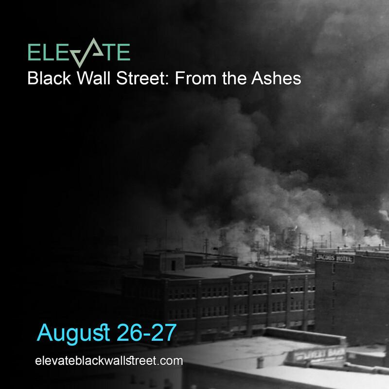 Elevate Black Wall Street Donation