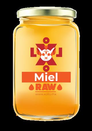 Miel Raw / Miel Mantequilla