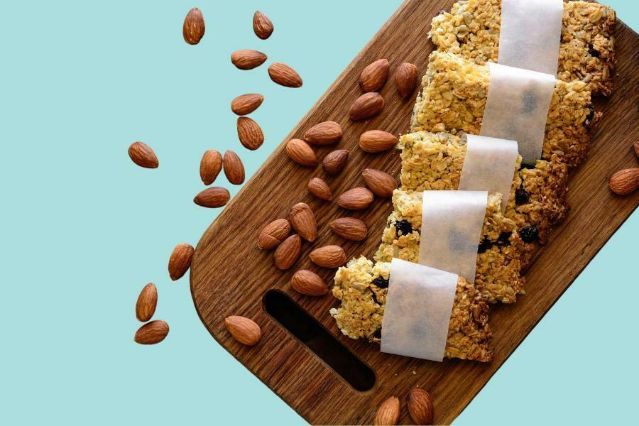 Barritas, snacks y aperitivos