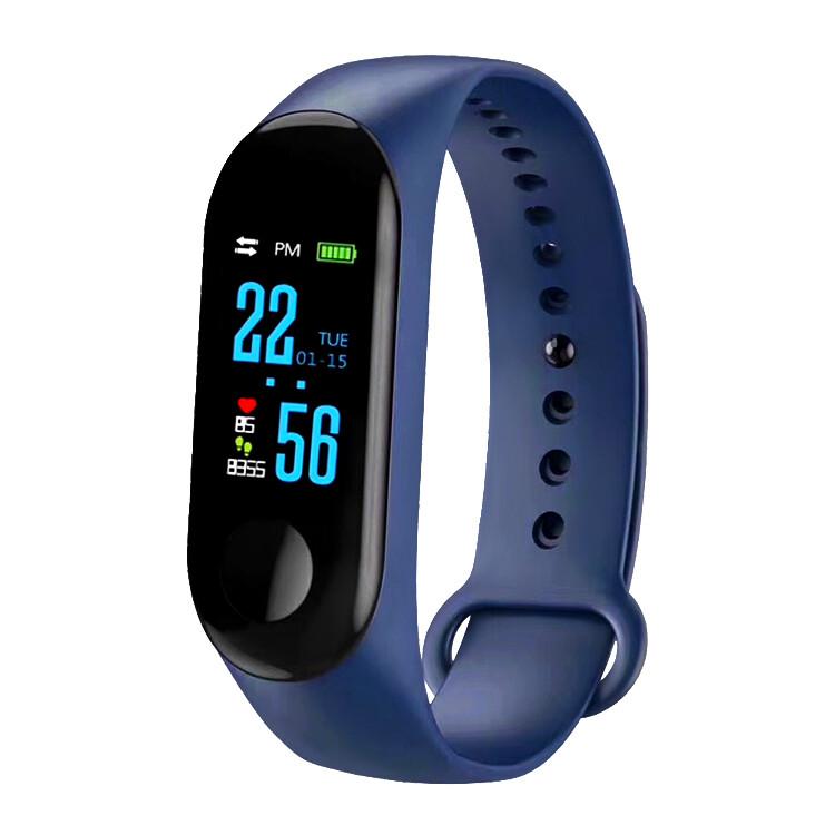 Ctroniq Bond X Smart Band Fitness Tracker - Blue
