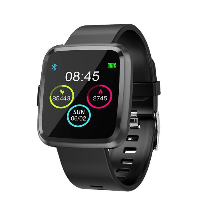 CTRONIQ Bond IX - Smart Activity Tracker - Black