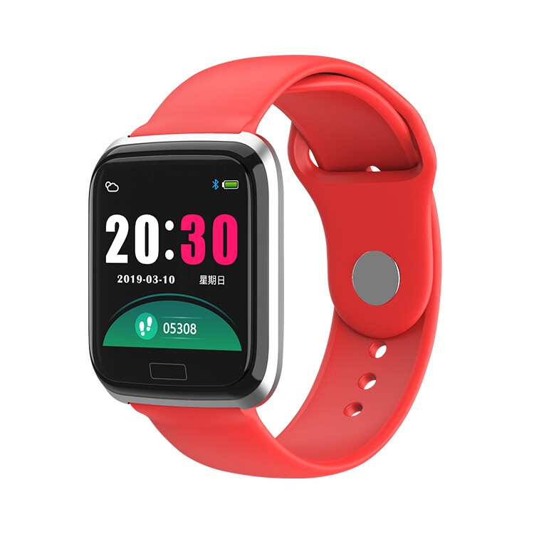 CTRONIQ Bond XI - Smart Activity Tracker - Red