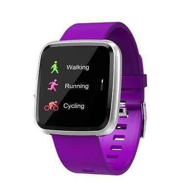 CTRONIQ Bond IX - Smart Activity Tracker - Purple