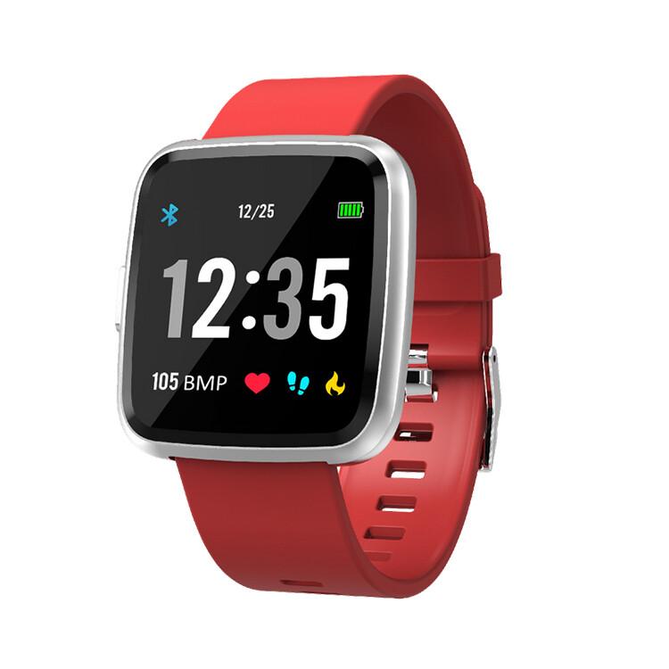 CTRONIQ Bond IX - Smart Activity Tracker - Red