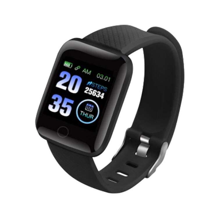 CTRONIQ Bond XII - Smart Activity Tracker - Black