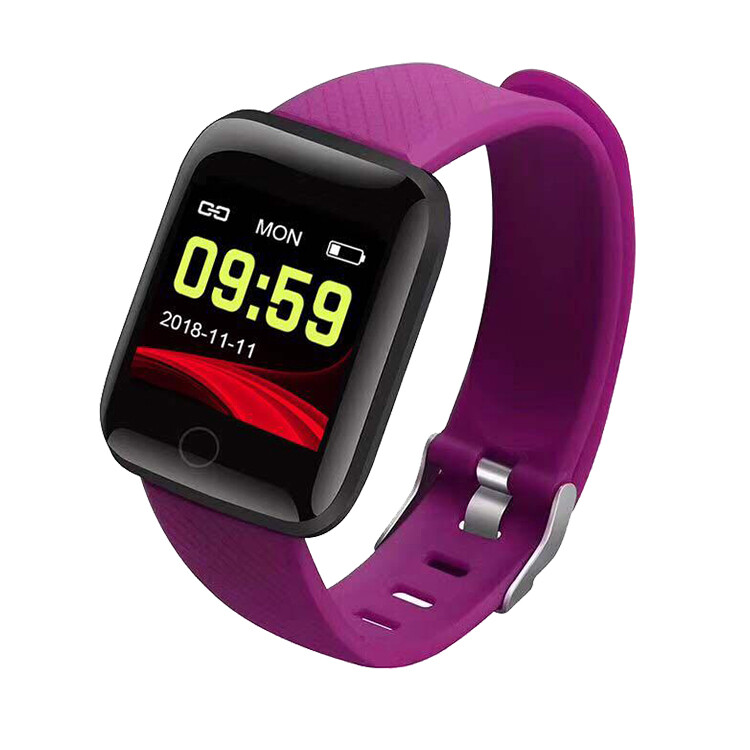 CTRONIQ Bond XII - Smart Activity Tracker - Purple