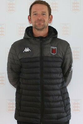 FTFC - Kappa Coaches Padded Coat