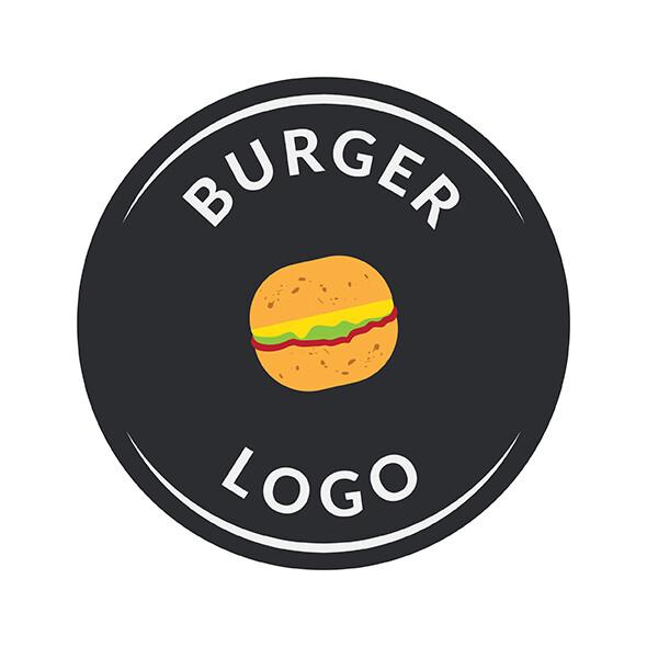 Burger Logo