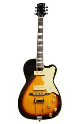 Alden AD-Kess Hollowbody Jazz Guitar