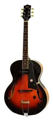 Alden AD-150  Small Body Jazz Guitar Vintage Sunburst