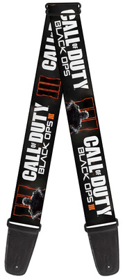 Buckle-Down Call Of Duty Game Guitar Strap BD-WCOD003