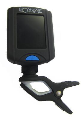 RokSak Digital Clip Tuner