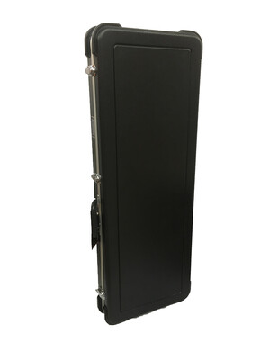 Freestyle Deluxe Molded Rectangle Case For Bass Guitars FCGA-BASS