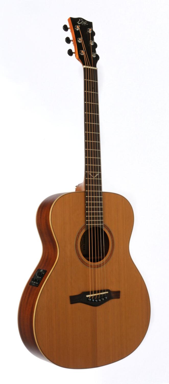 Eko EVO 018 EQ Natural Guitar - Solid Cedar Top