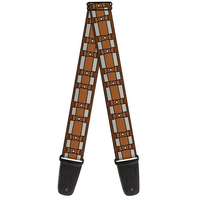 Buckle-Down Chewy Guitar Strap BD-WSW165