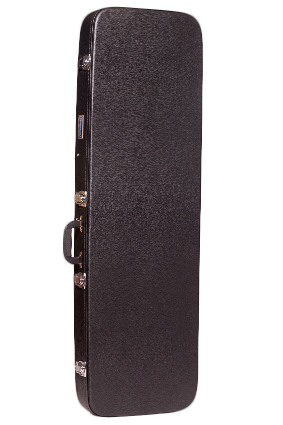 Freestyle Hard-Shell Wood Case For Bass Guitars FCGW-BASS