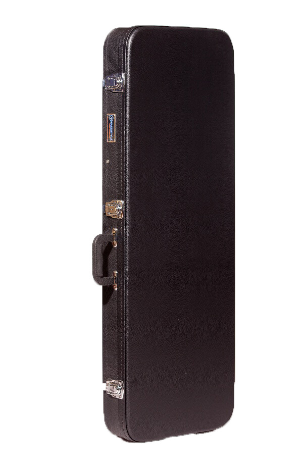 Freestyle Hard-Shell Wood Case For Electric Guitars FCGW-ELEC