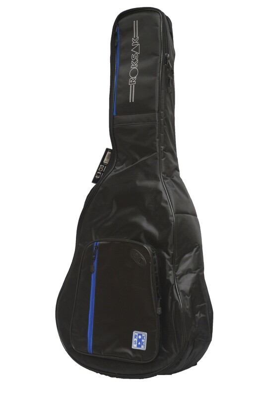 RokSak J20D Performer Series Jumbo Guitar Gig Bag