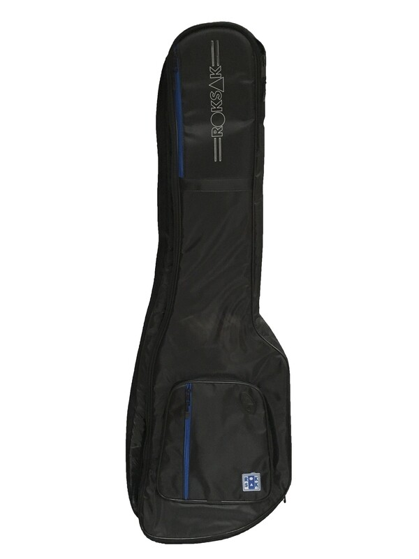 RokSak TB20D Performer Series Thunderbird Bass Guitar Gig Bag