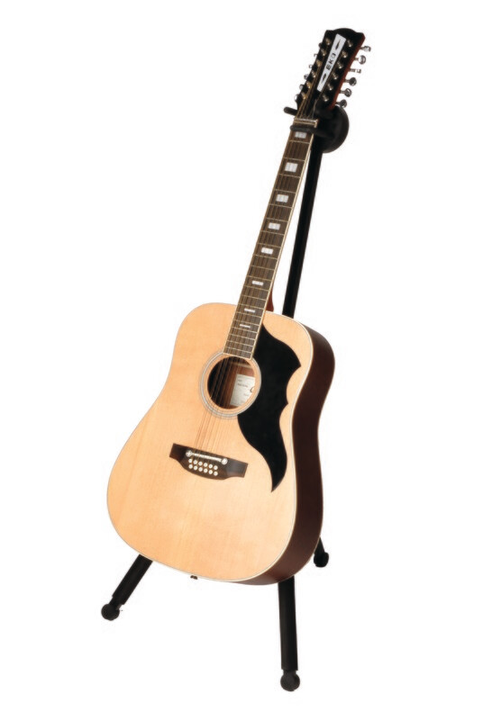 Quik Lok GS500 Universal Guitar Stand with Self Locking Yoke