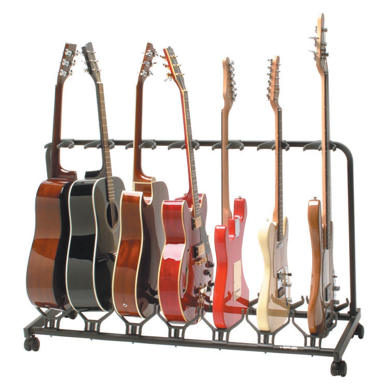 Quik Lok GS471 Universal 7 Way Guitar Stand