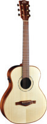 Eko Marco Polo SO Solid Spruce Top, Solid OvangKol Back & Sides + Gigbag 06217241