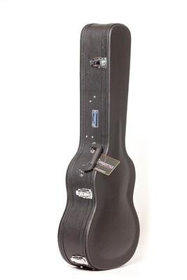 Freestyle FGCW  Mini Hardshell Wooden Case for Martin LX1,Taylor Baby,Eko Evo mini, and other mini acoustic guitars