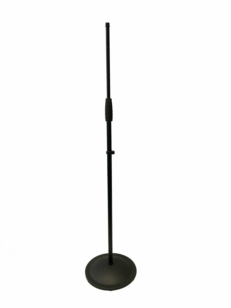 Anvil AMS-126 Professional Straight Round Based Microphone Stand