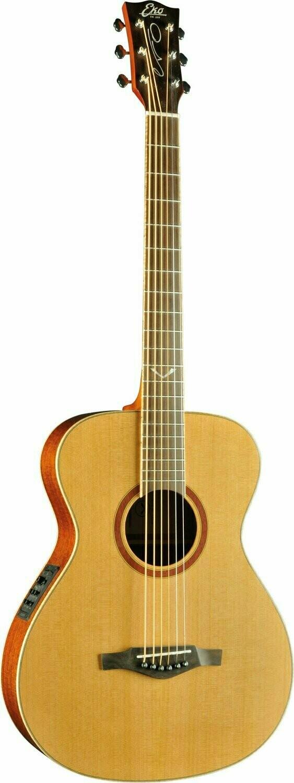 EKO EVO III Baritone Electro Acoustic Guitar Fishman Presys Blend