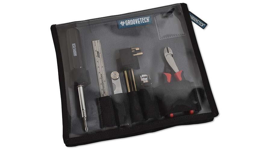 Groovetech Bass Guitar Tech Kit