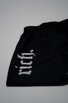 RICH Athletic Shorts (Black)
