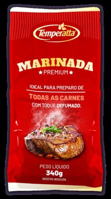 Marinada Temperatta defumada 340g
