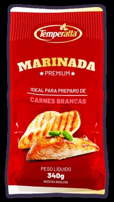 Marinada Temperatta carnes brancas 340g