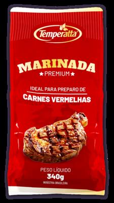 Marinada Temperatta carnes vermelhas 340g