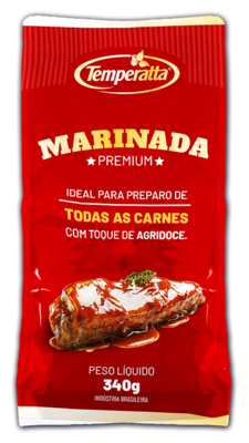 Marinada Temperatta agridoce 340g