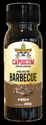 Molho Barbecue Capsicum 190ml
