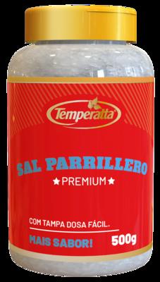 Sal parrillero Temperatta 500g pote