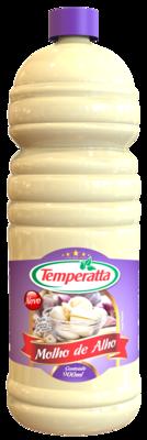 Molho de alho Temperatta 900ml