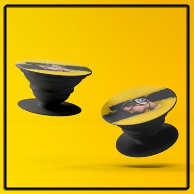 Virato - Pop Socket (BLACK)