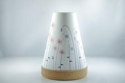 Glowing Candle Holder