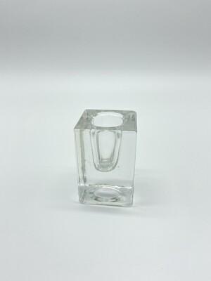 Glas Kerzenständer